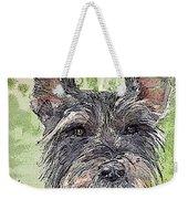 The Terrier Weekender Tote Bag