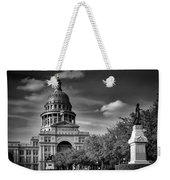 The Texas State Capitol Weekender Tote Bag