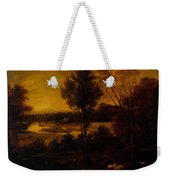The Thames From Richmond Hill Weekender Tote Bag