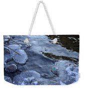 The Thaw Is Coming Weekender Tote Bag
