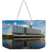 The Theatre Of Oulu 2 Weekender Tote Bag