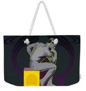 The Thinker - El Pensador Weekender Tote Bag