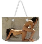 The Thinker Weekender Tote Bag