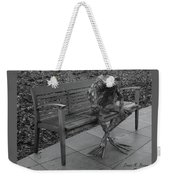 The Thinking Frog Weekender Tote Bag