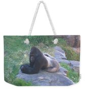 Silverback Gorilla Weekender Tote Bag