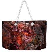 The Third Voice - Fractal Art Weekender Tote Bag