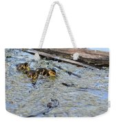 The Three Amigos Ducklings Weekender Tote Bag