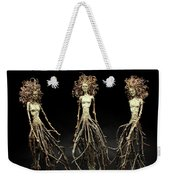 The Three Graces Dance Weekender Tote Bag