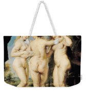 The Three Graces Weekender Tote Bag