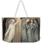 The Three Maries At The Sepulchre Weekender Tote Bag