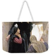 The Three Marys At The Tomb Weekender Tote Bag