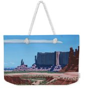 The Three Sisters Weekender Tote Bag