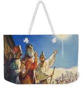 The Three Wise Men  Weekender Tote Bag
