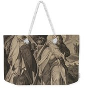 The Three Women Returning From The Tomb Weekender Tote Bag