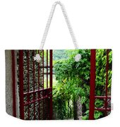 The Threshold Weekender Tote Bag