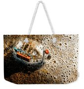 The Tide And Its Takers Weekender Tote Bag