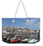 The Tide Is Out Weekender Tote Bag