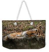 The Tiger's Rock  Weekender Tote Bag