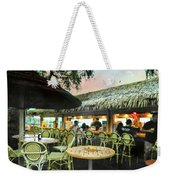 The Tiki Bar Weekender Tote Bag