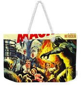 The Time Machine B Weekender Tote Bag