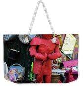 The Tin Man Weekender Tote Bag