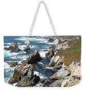 The Tintagel Coast Weekender Tote Bag