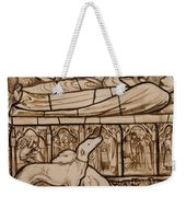The Tomb Of Tristram And Iseult Weekender Tote Bag