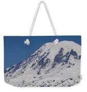 The Top Of Mount Rainier Weekender Tote Bag