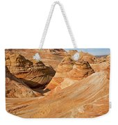 The Top Of The Wave Weekender Tote Bag