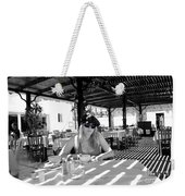 The Tourist Weekender Tote Bag