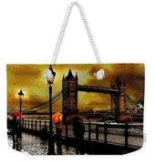 The Tower Bridge As I See Weekender Tote Bag