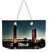 The Tower Bridge At Sunset Weekender Tote Bag