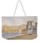 The Town Beach Collioure Opus 165 Collioure La Plage De La Ville Opus 165 Weekender Tote Bag