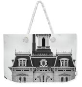 The Town Hall Weekender Tote Bag