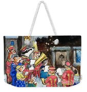 The Town Mouse And The Country Mouse Weekender Tote Bag