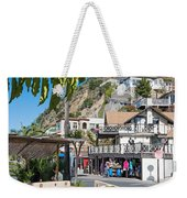 The Town Of Avalon Weekender Tote Bag