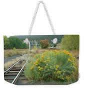 The Tracks At Pagosa Junction Weekender Tote Bag