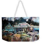 The Trading Post Weekender Tote Bag