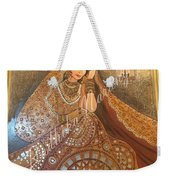 The Traditional Lady Weekender Tote Bag