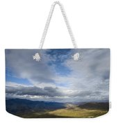The Trail Leads Straight To You Weekender Tote Bag