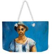 The Traveller Weekender Tote Bag