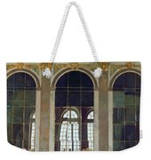 The Treaty Of Versailles Weekender Tote Bag by Sir William Orpen