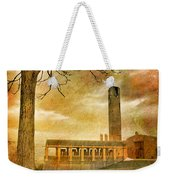 The Tree And The Bell Tower Weekender Tote Bag