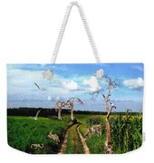 The Tree Gave Its Branches 2 Weekender Tote Bag