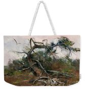 The Tree Gave Its Branches 4 Weekender Tote Bag