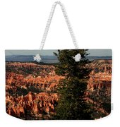 The Tree In Bryce Canyon Weekender Tote Bag