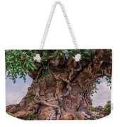 The Tree Of Life Close Weekender Tote Bag