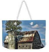 The Tree Silo Weekender Tote Bag