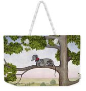 The Tree Whippet Weekender Tote Bag