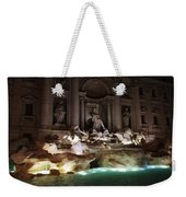 The Trevi Fountain In Rome Weekender Tote Bag